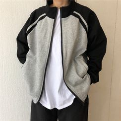 Ping Pong - Color Panel Zip Jacket