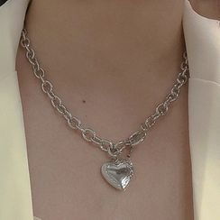 Studio Nana - Heart Chain Necklace