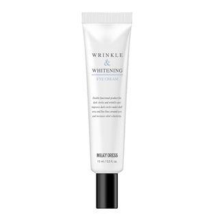 MILKYDRESS - Wrinkle & Whitening Eye Cream 15ml