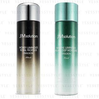 JMsolution - Emulsion 130ml - 2 Types