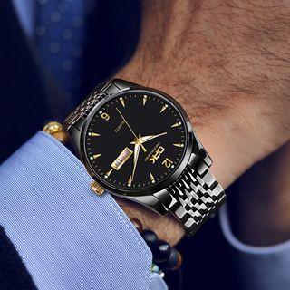 Tenri - Stainless Steel Strap Watch