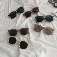 Aisyi(アイシー) - Round Sunglasses