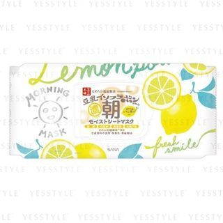 SANA - Morning Moist Sheet Mask 32 pcs