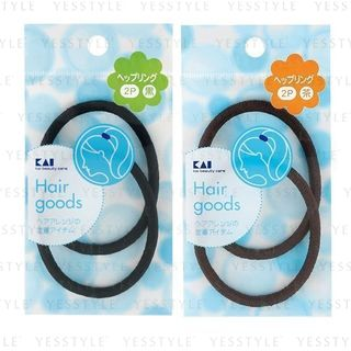 KAI - Hair Elastic 2 pcs - 2 Types