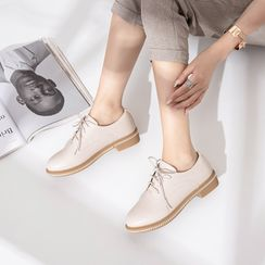 Freesia - 低跟牛津鞋