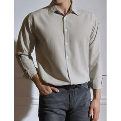 STYLEMAN - Plain Summer Shirt