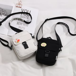 Novila - Mini Canvas Crossbody Bag