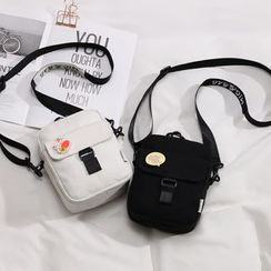 Novila - Mini Canvas Crossbody Bag