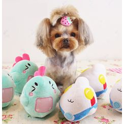 Puppis - Chenille Animal Doll Pet Toy