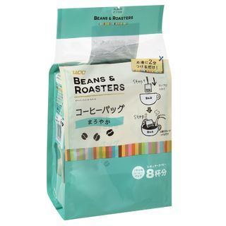 UCC - Beans & Roasters Coffee Bag Mellow 7g x8