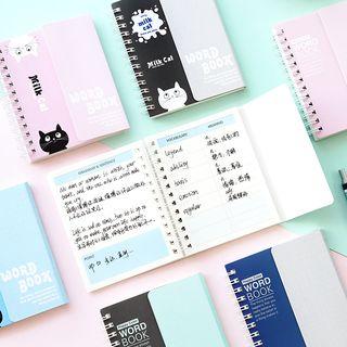 雲木良品 - 小型詞彙筆記本