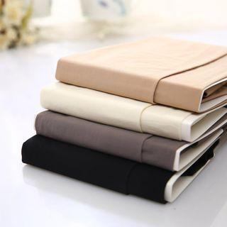 MEIA - 纯色裤袜