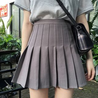 Pinatra - Mini Pleated Skirt