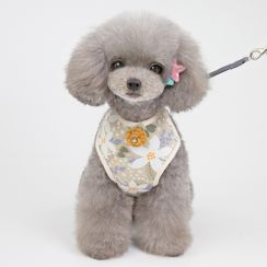Fabcast - Floral Print Pet Harness