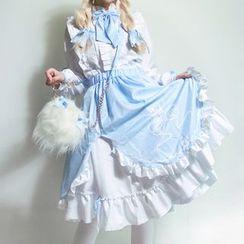 Mikasa - Miracle Nikki Cosplay Costume Set