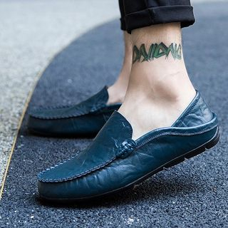 Redrunner - Genuine Leather Loafers