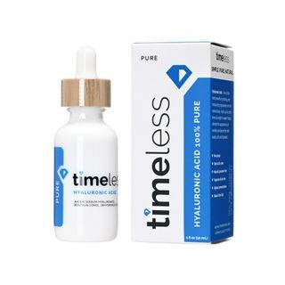 Timeless Skin Care - Hyaluronic Acid 100% Pure Serum, 1oz