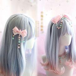 Elfis - Bow Hair Clip / Star Bracelet / Choker