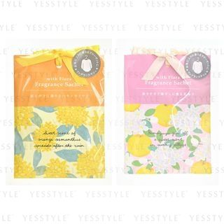 CHARLEY - With Flora Fragrance Sachet 10g - 2 Types