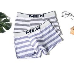Missulena - Striped Boxers