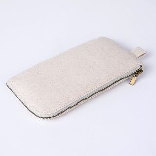 YONBEN(ヨンベン) - Canvas Zip Pouch