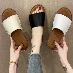 Weiya - Slide Sandals