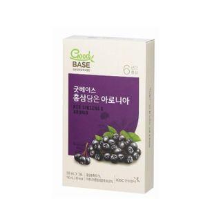 Cheungkwanjang - Good Base Korean Red Ginseng With Aronia