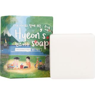 THE PLANT BASE - Hyeon's Soap