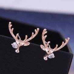 Bling Thing - Deer Stud Earring
