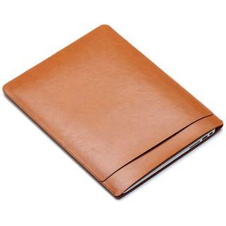 Kinyi - Faux Leather Laptop Sleeve