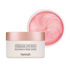 heimish - Bulgarian Rose Water Hydrogel Eye Patch
