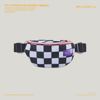 Wolandorf - Kids Checked Belt Bag