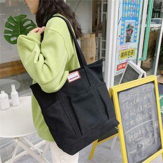 Beamie - Canvas Plain Tote Bag