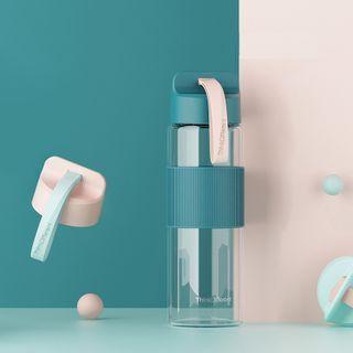 MUMUTO - Glass Water Bottle