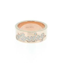 COSI MODA - Steel Ring with Cubic Zirconia