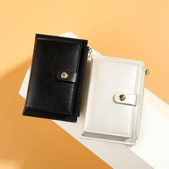 Taomicmic - Multi-Section Card Wallet