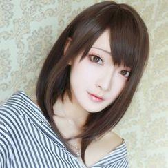 Macoss - Love & Producer Main Actress Cosplay Wig