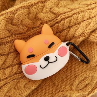 Edgin - Shiba Print AirPods Pro Earphone Case Protection Cover