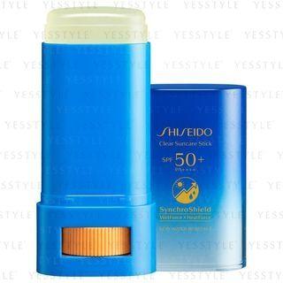 Shiseido - WetForce Clear Suncare Stick SPF 50+ PA++++