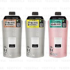 花王 - Essential Flat Shampoo Refill 340ml - 2 Types