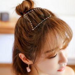 SEVENQ - 夾式瀏海髮片