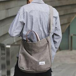 SUNMAN - Canvas Crossbody Bag