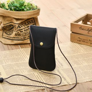 Vintage Kiss(ヴィンテージキス) - Crossbody Mobile Phone Pouch