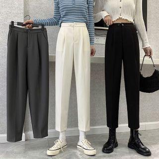 Sisyphi - Straight Leg Dress Pants