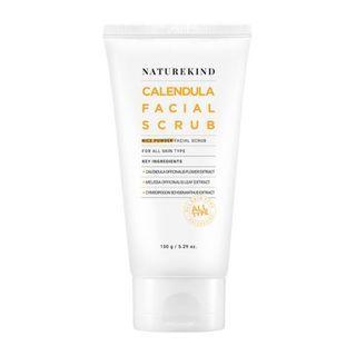 NATUREKIND - Calendula Facial Scrub