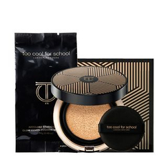 too cool for school - Art Class Studio De Teint Glow Cover Cushion SPF50+ PA+++ 14g With Refill (3 Colors)