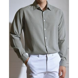 STYLEMAN - Plain Summer Shirt