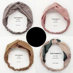 Tamiko - Knot / Criss Cross Headband