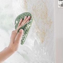 懒角落 - 厨房矽胶清洁刷