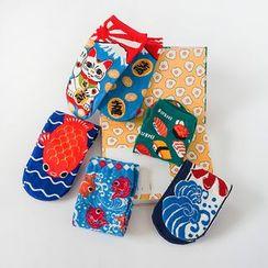 QUICKSOOX - Printed Socks